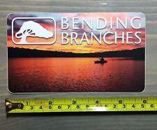 Bending Branches Sticker Decal Paddles Footwear Kayak SUP Canoe Surf Whitewater