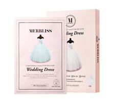 Merbliss Wedding Dress Nude Seal Mask (5sheets) / Free Gift / Korean Cosmetics
