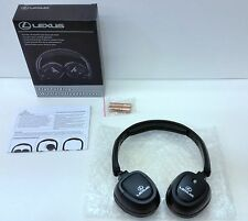 LEXUS OEM FACTORY WIRELESS HEADPHONES 2011-2016 LS460 LS600HL PT922-60160