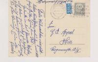 BUND, Mi. 182 EF München 25.12.55