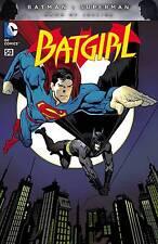 Batgirl # 50 Polybag Variant Cover N52 1st Print NM DC