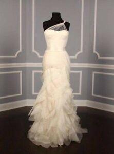 Vera Wang Wedding Dress Farrah