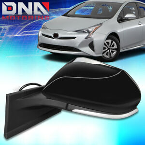 For 2016-2020 Toyota Prius Power Adjustment Heated Left Driver Side View Mirror