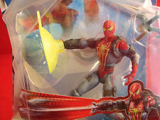 AMAZING SPIDER-MAN-WITH EXTTENDING WEB LINE-MARVEL-HASBRO-2012-NIGHT MISSION-NEW