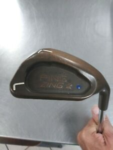 Ping Lob Wedge RH Blue Dot Beryllium Copper Excellent used condition new grip