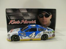 KEVIN HARVICK & CHILDERS .. signed 2016 .. BUSCH BEER .. 1/24 CAR