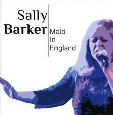 Barker,Sally - Maid in England (OVP)
