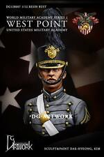 DG Artwork West Point Cadet US Military Academy 1/12th Bust UNPAINTED kit