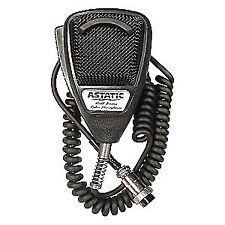 ASTATIC CB Mic,Noise Cancelling,4 Pin, 302-10001