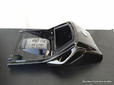 BMW Rear Seat Cowl Cover black with handles K75 K100 K1100 #04251720 OEM