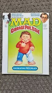 Australian MAD magazine No 265 Garbage Pail Issue 1986
