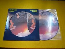 Faith No More – The Real Thing Picture disc (EX/EX)  Slash – 828 217-1  LP  ç