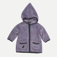 Baby Jacke für Mädchen aus Fleece