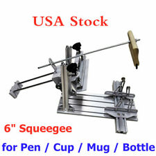 USA Cylinder Screen Printing Machine 6