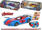Marvel Spiderman Ironman Car RC Power Wrist 6+ Toy Band Wristband Steering Race