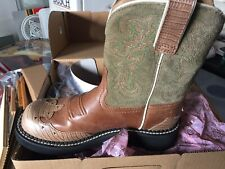 Ariat Fatbaby Womans Boots 6 B Camo