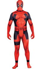 Deadpool X-Men Party Suite Costume Marvel Comics Size Adult XLarge 982