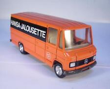Cursor 1/50 Mercedes Benz 406 Lang Hansa Rollo Werbemodell #566