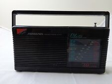 Vintage Soundesign Color Tunes 2210BLK AM FM Portable Radio