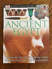 ANCIENT EGYPT - DK EYEWITNESS BOOKS - ILLUSTRATED NILE VALLEY CIVILIZATIONS