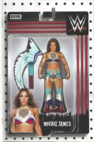 WWE #16 BOOM !Mickie James COVER B Action Figure Variant