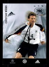 Christian Wörns Autogrammkarte 2004 Original Signiert+A 132363