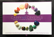 Carry Me Crystals Chakra Clearing & Oracle Card Deck