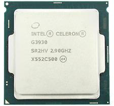 Intel Celeron G3930 2.9GHz LGA 1151 SR2HV HD610 51W 2M Cach 8 GT/s Processor