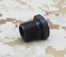 Thread adapter 1/2-28 to 5/8-24  Made USA #3112 5.56 .308 Free Shipping