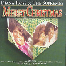 Christmas, Merry-Diana Ross & SUPREMES NEW SEALED UK CD