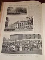 1898 Duque De YORK'S Escuela Chelsea ~ Nuevo Colores Duquesa