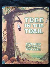 Signed Holling C. Holling Tree in the Trail (1942, Hardback) 1st edition