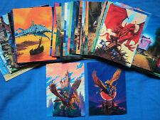 Darrell K. Sweet Trading Cards Full Base Set
