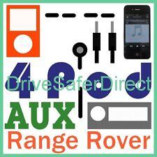 4pod-3600-as-t Ipod Aux Adaptador De iphone/mp3 Range Rover Sport 2005 & gt