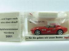 "Herpa H0 1:87 BMW Z8 Roadster ""Herpa Spielwarenmesse 2001"" (ML2654)"