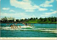 Vintage Postcard Ontario Place On The Waterfront Toronto Canada Unposted