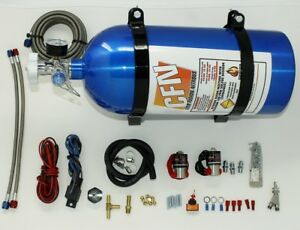 OLDSMOBILE NITROUS OXIDE WET KIT UP TO 200HP