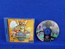 *Sega Dreamcast EVOLUTION The World Of Sacred Device (NI) Boxed RPG PAL