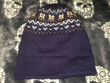 Weird Hipster Tea Cosy Beanie Ribbed Knit Skull Cap Ski Hat Skate Snowboard
