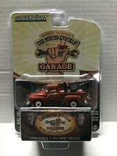 1956 '56 FORD F-100 TOW TRUCK WRECKER THE BUSTED KNUCKLE GARAGE GREENLIGHT 2019