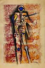 RUFINO TAMAYO, Mixed Media on Paper
