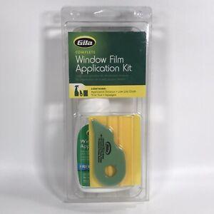Gila Window Film Application Tool Kit, Complete RTK500 NEW Open Box Window Tint