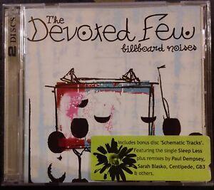 The Devoted Few : Billboard Noises, CD, Included bonus disc, like new, ex music