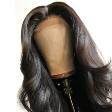"""US 24"""" Party Long Wavy Darkest Brown Fashion Synthetic Hair Lace Front Wig"""
