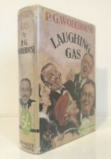P G Wodehouse, Laughing Gas, 1st first edition in (later) dust jacket