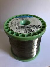 Nichrome 80 Round 0.2mm 33 AWG 33ft Roll 34.7Ohm/m Heater Wire