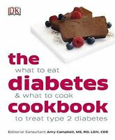 The Diabetes Cookbook by DK Publishing