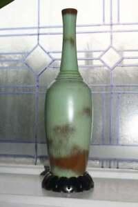 Large Vintage Frankoma Vase #VI 961 Signed John Frank Limited Edition