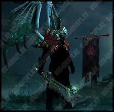 Diablo 3 RoS Xbox One - [Softcore] NEU 2.6 modifizierte Crusader-erfordert Stufe 1