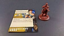 Guild Ball Lucky Model with card plays for Masons or Brewers